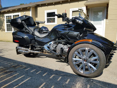 2016-2020 Can-Am Spyder F3  touring or limited Twin Kaos  Exhaust