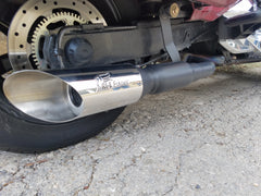 2014-2020 Can-Am Spyder RT Punisher Series Exhaust