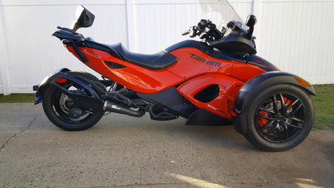 2008 - 2012 Can-Am Spyder -Assassin Series