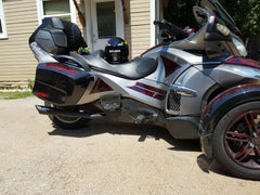 2013-2016 Can-Am Spyder - Punisher Series 2 long