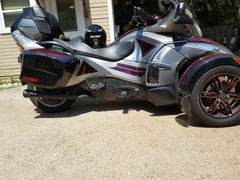 2010 - 2013 Can-Am Spyder RT - Torpeo Series Series