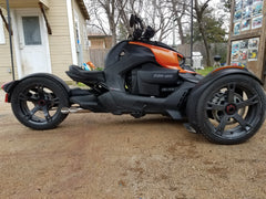 2019 Can-Am Spyder Ryker Twin kaos Series Exhaust