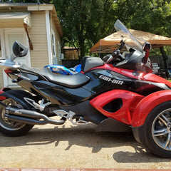 2008 - 2012 Can-Am Spyder  GS / RS  - Crusher  Series