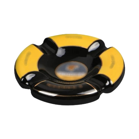 Cohiba Black Ceramic Ashtray