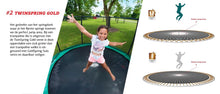 Load image into Gallery viewer, BERG Grand Elite Regular Trampoline Grey + Safety Net Deluxe