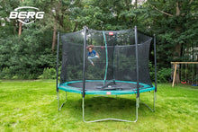 Load image into Gallery viewer, BERG Favorit Regular Trampoline + Safety Net Comfort