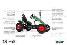Load image into Gallery viewer, BERG XXL Fendt E-BFR Go Kart