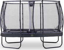 Load image into Gallery viewer, EXIT Elegant Premium trampoline 214x366cm with Deluxe safetynet
