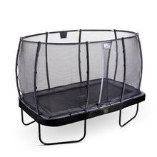 Load image into Gallery viewer, EXIT Elegant Premium trampoline 244x427cm with Deluxe safetynet