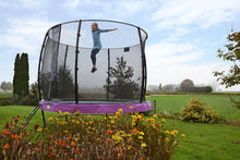 Load image into Gallery viewer, EXIT Elegant trampoline ø366cm with Economy safetynet