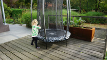 Load image into Gallery viewer, EXIT Tiggy junior trampoline with safety ø140cm