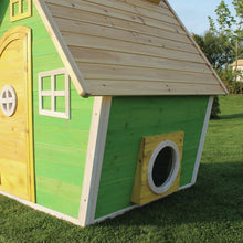 Load image into Gallery viewer, EXIT Fantasia 100 wooden playhouse