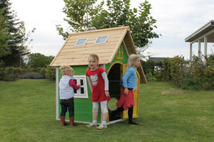 EXIT Fantasia 100 wooden playhouse