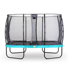Load image into Gallery viewer, EXIT Elegant trampoline 244x427cm with Economy safetynet