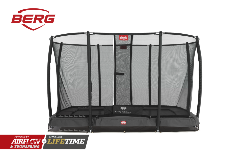Berg Inground Ultim Champion Trampoline 330