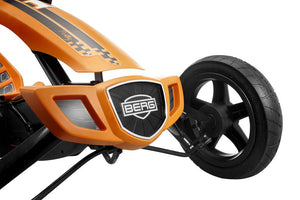 Berg Rally Orange Go Kart