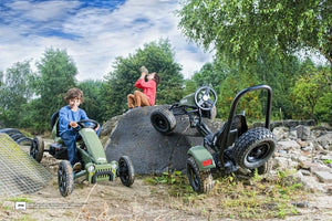 Berg Jeep Adventure Go Kart - Rally Range
