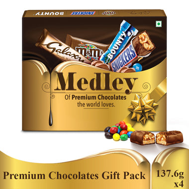 SNICKERS Medley Assorted Chocolates  Gift Pack