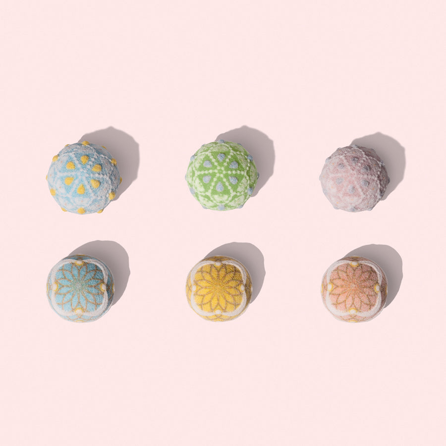 Bejeweled Spring Truffles