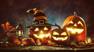 Halloween Flash Talking Animated LED Pumpkin Toy Projection Lamp for Home Party Lantern Decor
