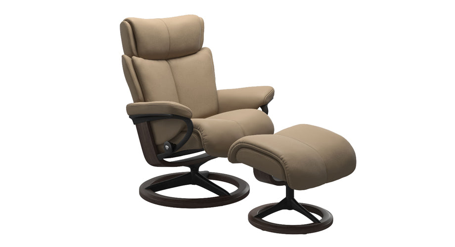 Magic Chair and Ottoman Signature Base