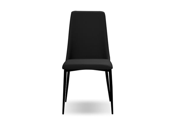 SEVILLE DINING CHAIR BLACK