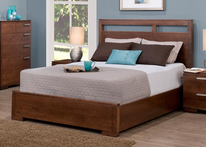 Cordova Bed with Low Footboard