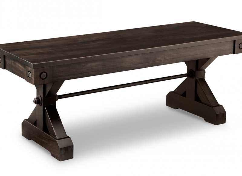 "Rafters 48"" Bench"