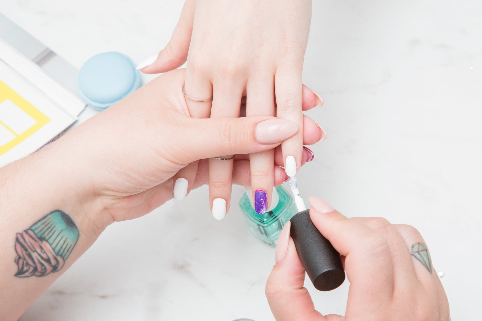 Zynergy Beauty Salon in Gilbert, Arizona offers full nail services, including manicures, pedicures, gel polish, dips and fills. Check pricing and book you appointment online!