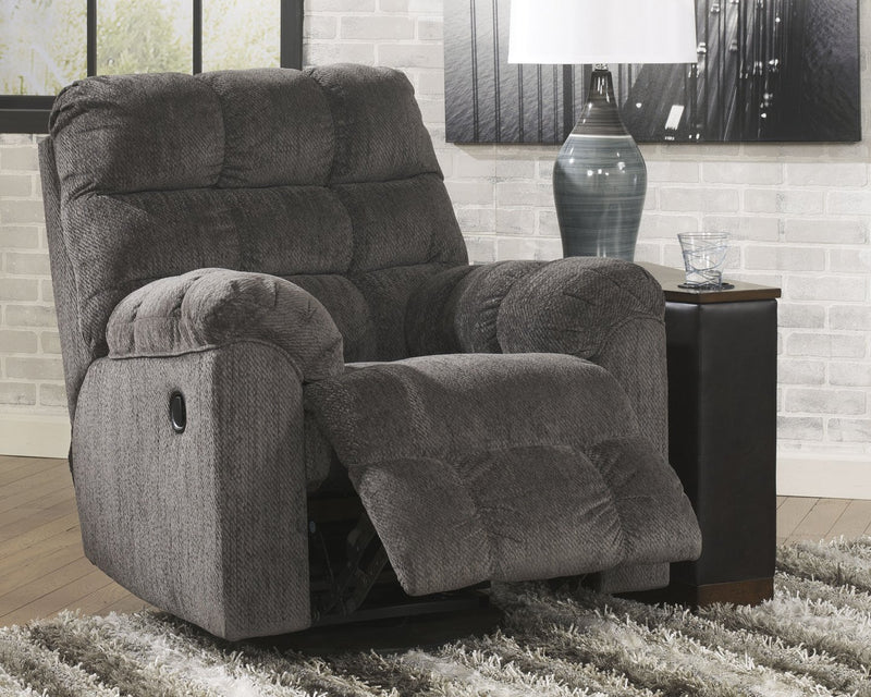 Acieona Signature Design by Ashley Recliner image
