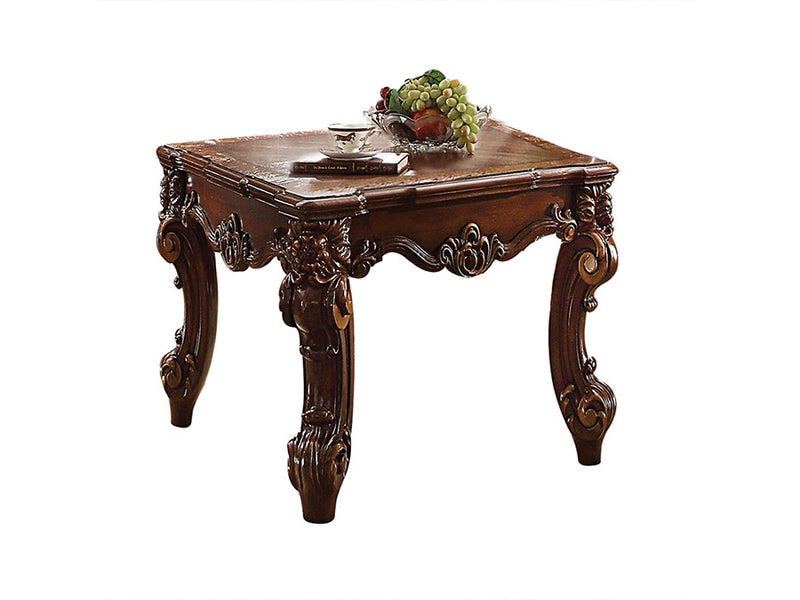 Acme Vendome End Table in Cherry 83131 image