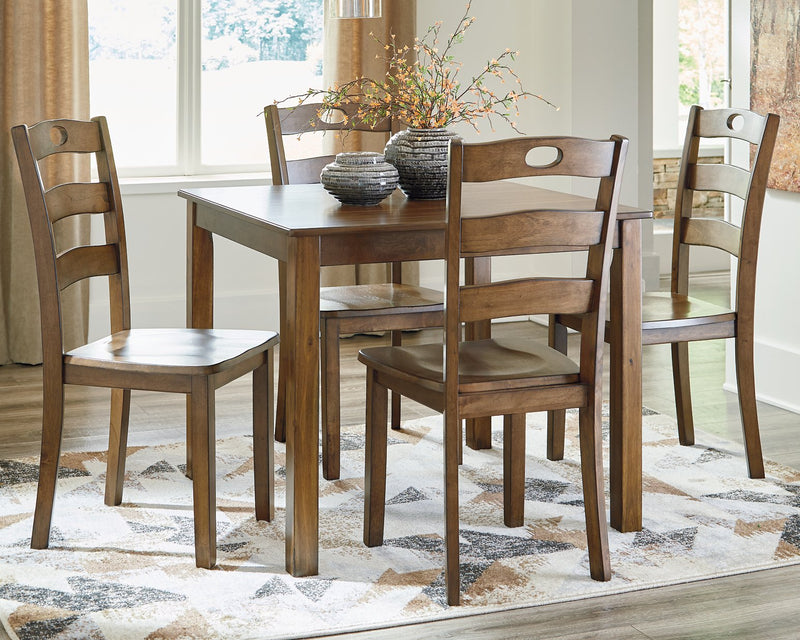 Hazelteen Signature Design by Ashley Dining Table image