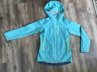 Mountain Hardwear Sharkstooth - Teal, size Small