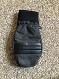 Burton Mid- light weight single mitten - Black, size M, left