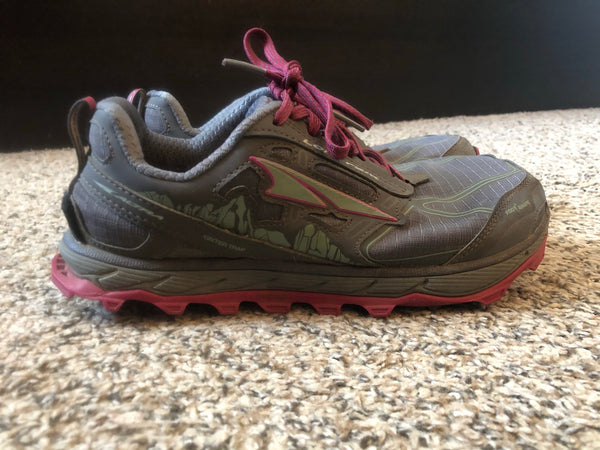 Altra Lone Peak 4 Trail Runners- USW size 7.5