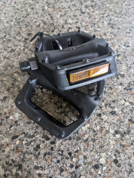 Kona Jackshit2  Bike Pedals - Black, One size