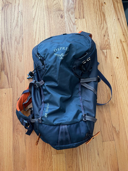 Osprey Mutant 22L Pack - Blue, size S