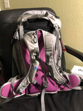 Osprey Kresta 40L Backcountry Ski Pack - Silver, size XS/S