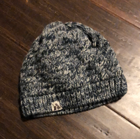 First Ascent Beanie - Blue, One Size
