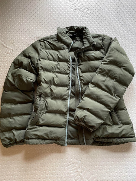 Marmot	Alassian Featherless Jacket - Green, size Small