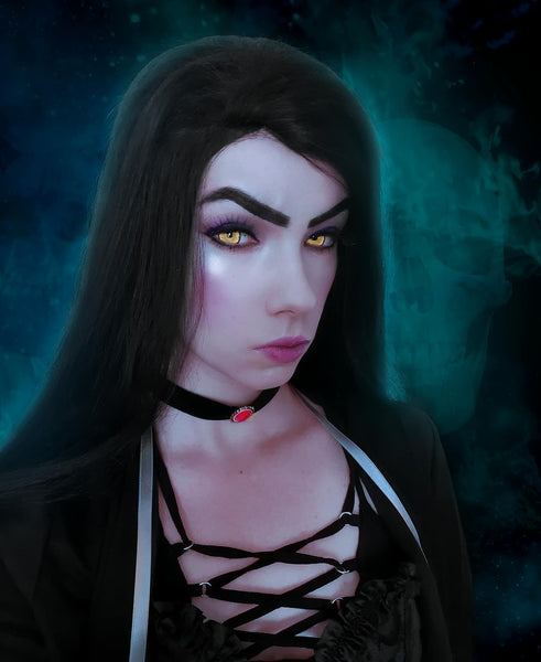 Kuro as Morgana