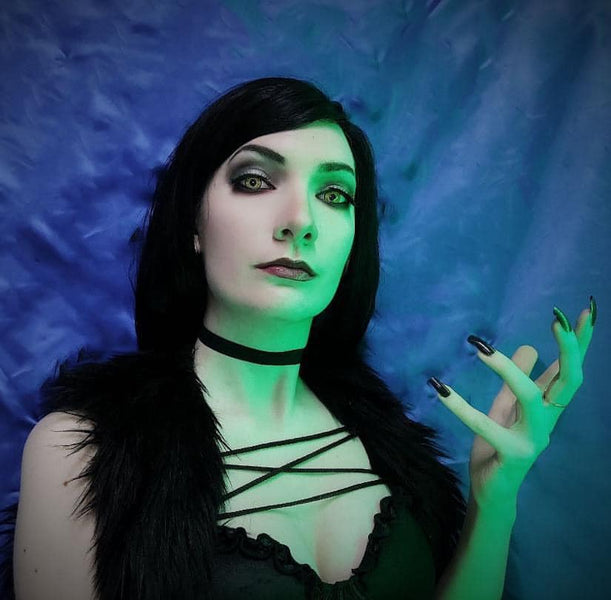 OpheliaC as Morgana