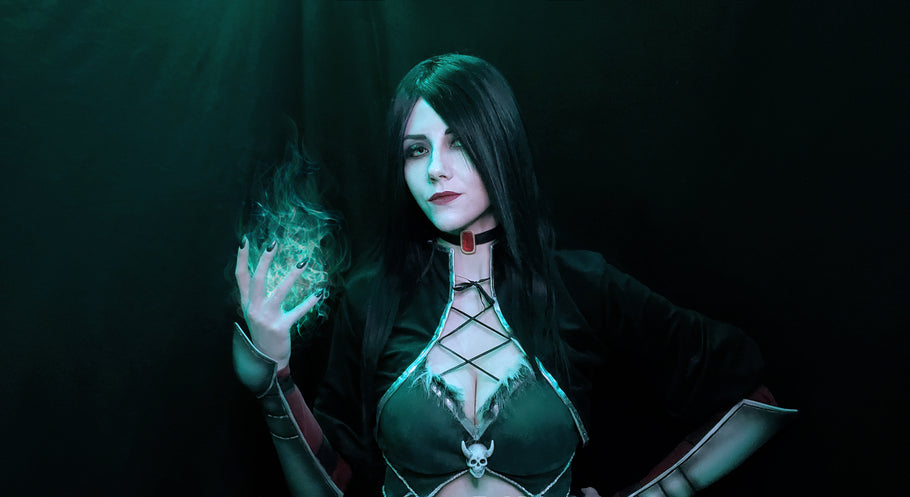 Elena Himera as Morgana