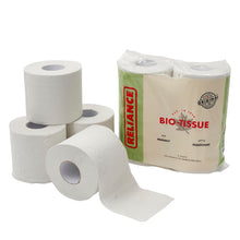 Load image into Gallery viewer, Bio-Tissue Toilet Paper
