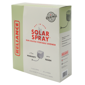 Solar Spray Portable Shower