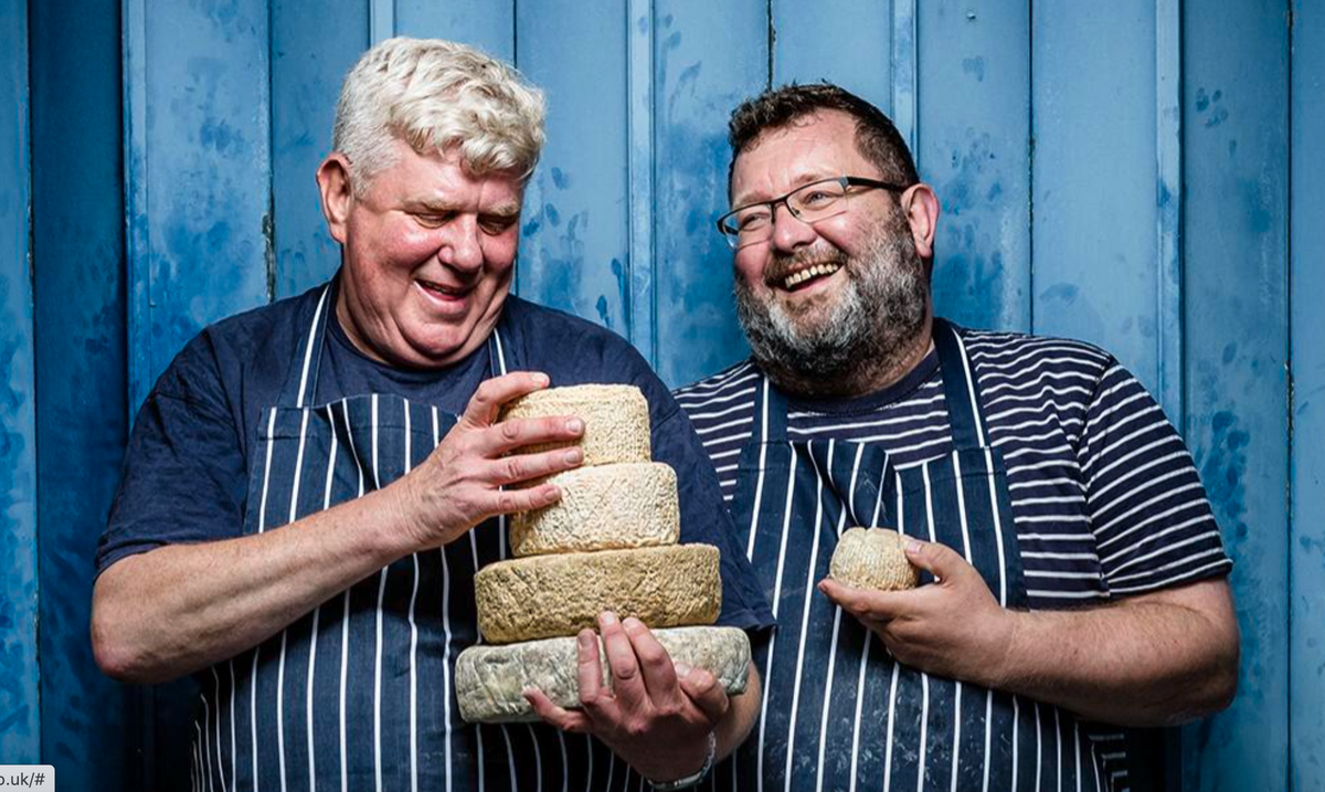 Meet the Makers: Wildes Cheese