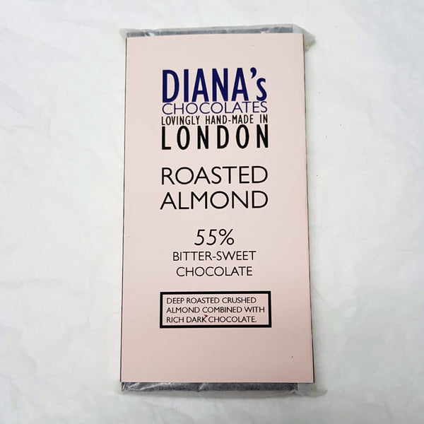 Roasted Almond Chocolate 100g