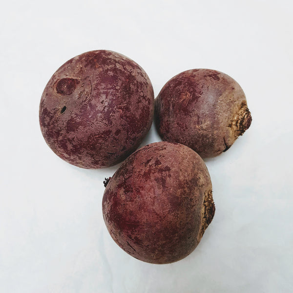 Whole Organic Beetroot, approx 400g