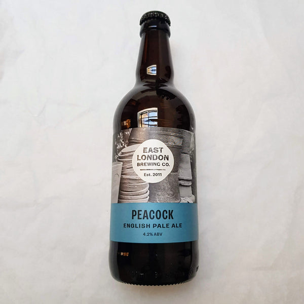 Peacock English Pale Ale 500ml