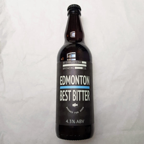 Edmonton Best Bitter 500ml